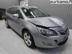 Opel Astra J 1.4i Turbo Farm 2011